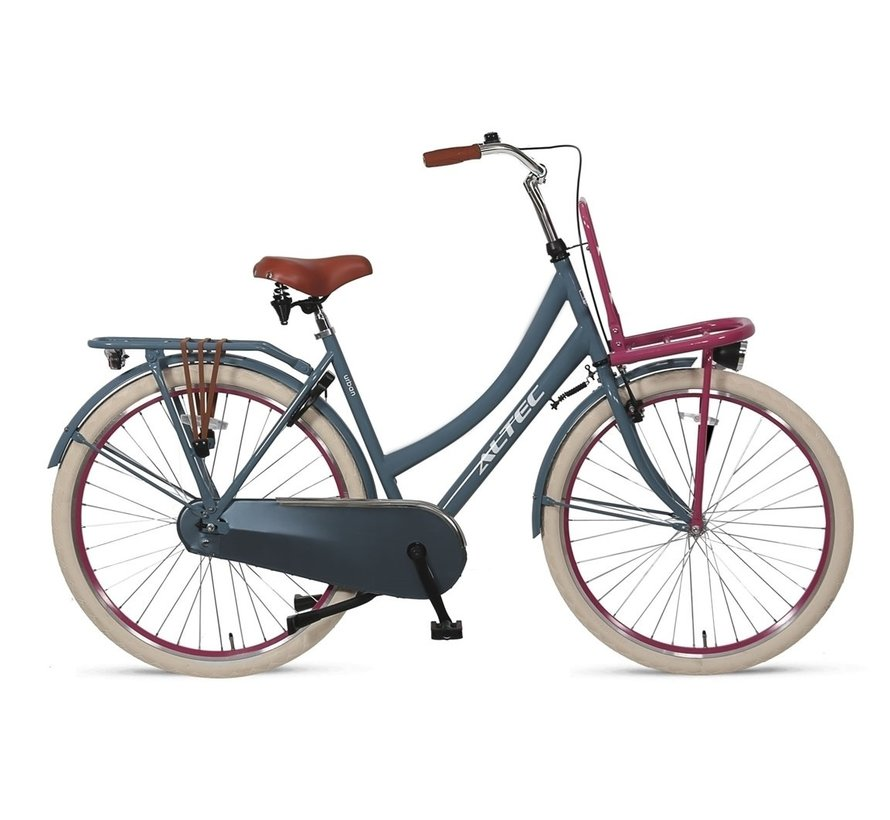 Altec Urban 28inch Transportfiets Gray Pink