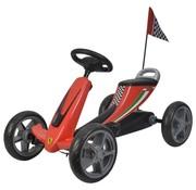 Scuderia Ferrari Scuderia Ferrari Go Kart - Klein  - Rood