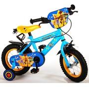 Toy Story Disney Toy Story Kinderfiets - Jongens - 12 inch - Blauw/Geel - Twee handremmen