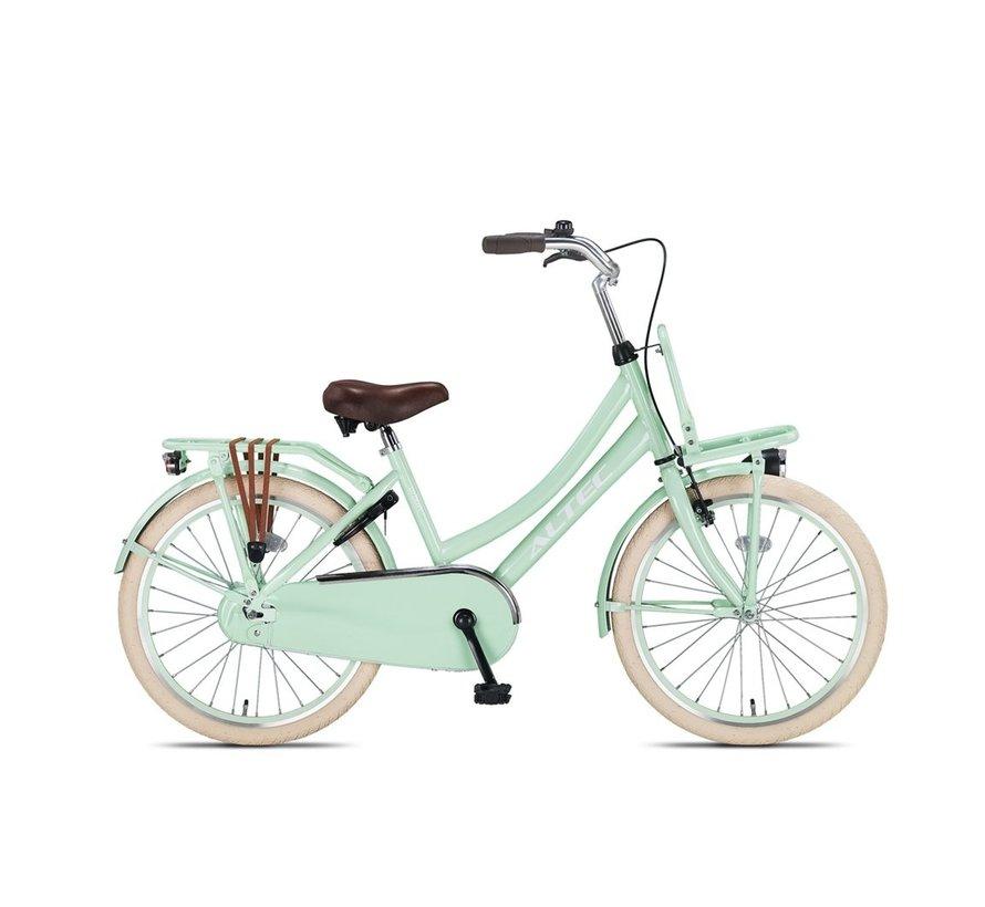 NIHIL Altec Urban 22inch Transportfiets Mint Groen Nieuw