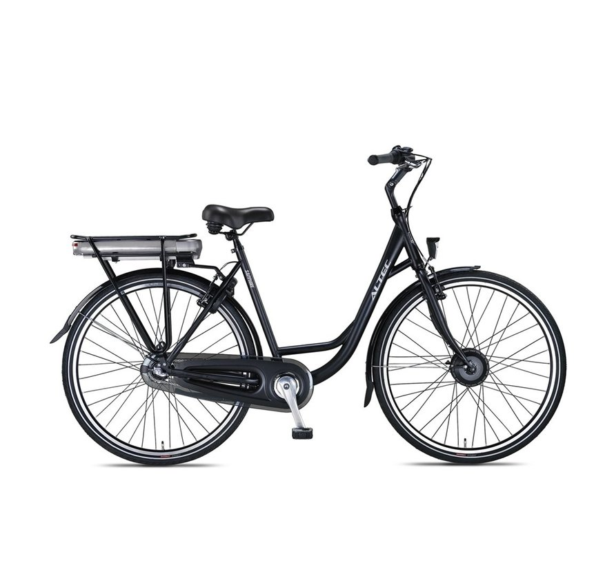 NIHIL Altec Sapphire E-Bike 481 Wh N-3 Mat Zwart 2021-1 ** Actie Model ** Nieuw