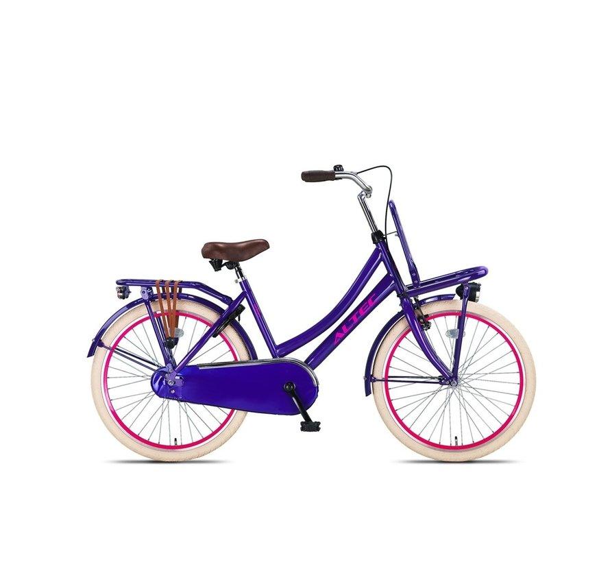 Altec Urban 24inch Transportfiets Purple Nieuw 2020