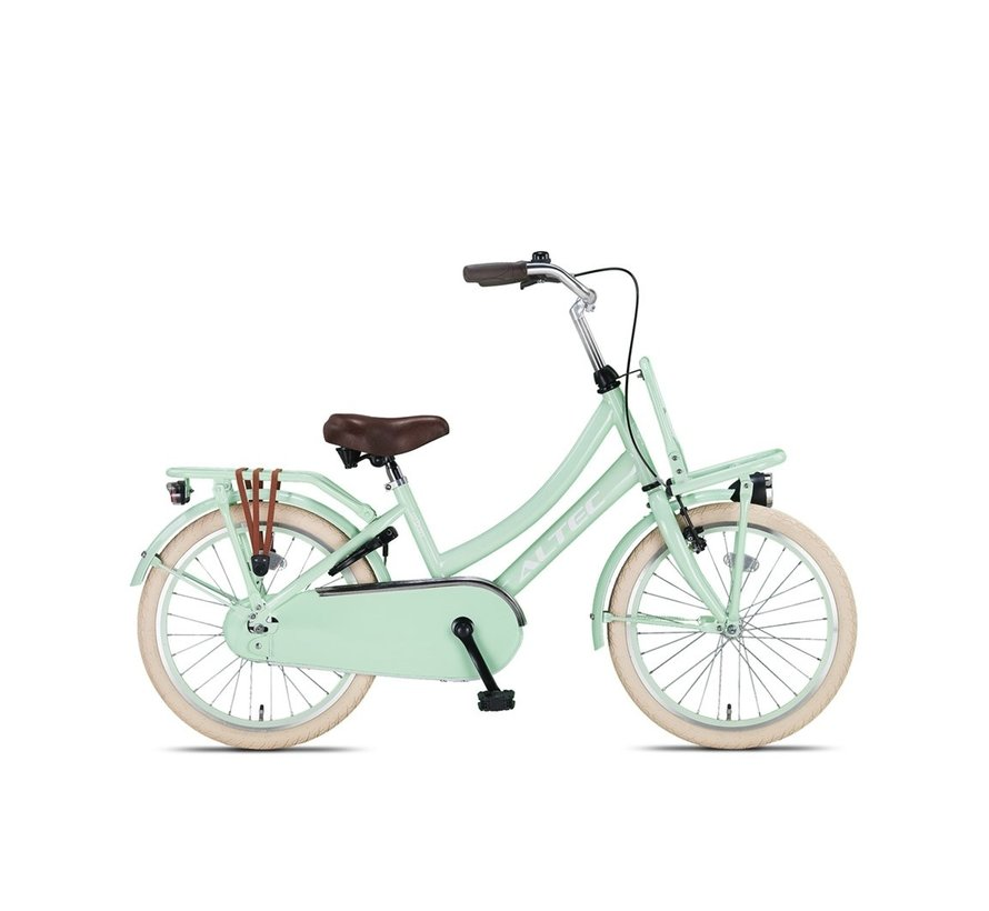 Altec Urban 20inch Transportfiets Mint Groen Nieuw