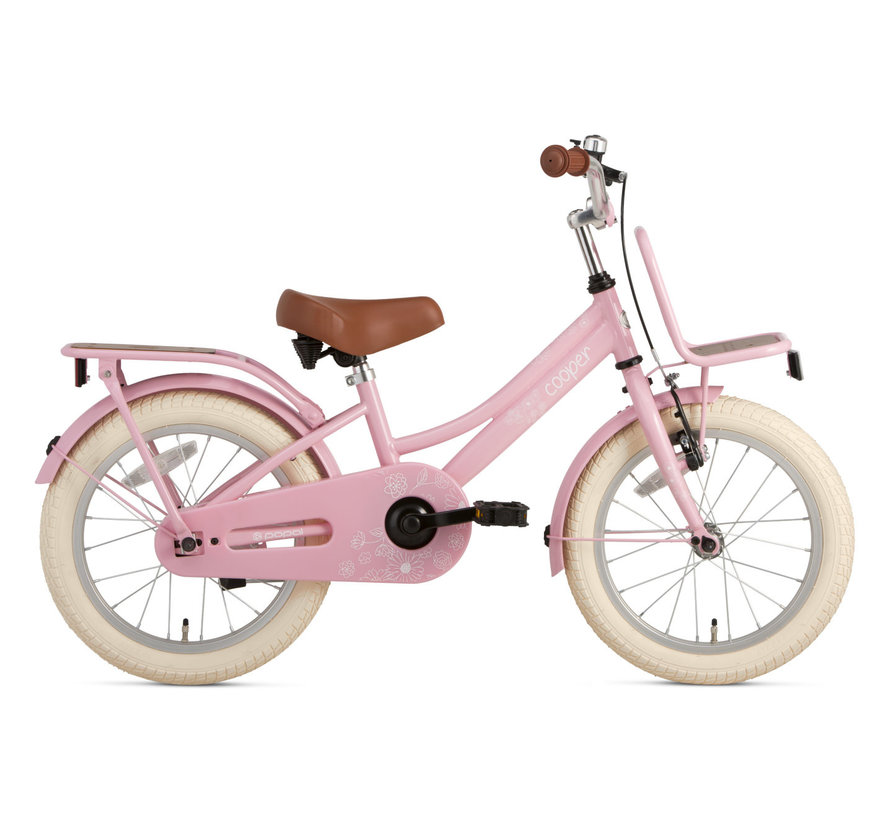 "Cooper Bamboo 16"" :: Roze :: 16 inch"
