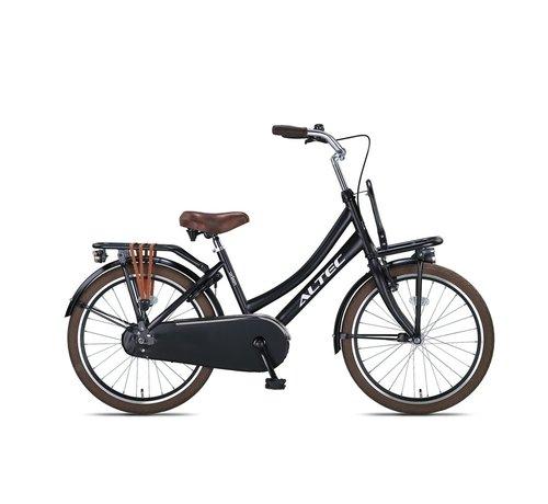 Altec Urban 22inch Transportfiets Zwart Nieuw 2020