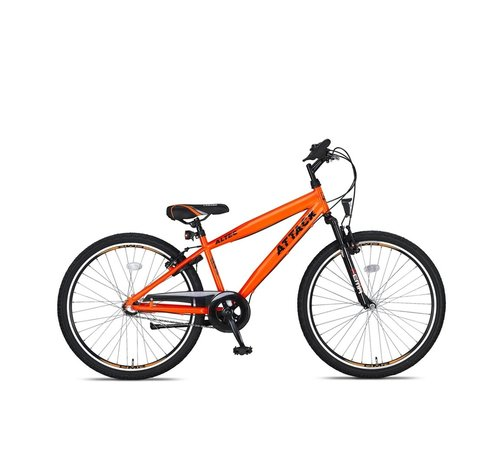 Altec Attack 26inch Jongensfiets N-3 2021 Neon Orange Nieuw RRR