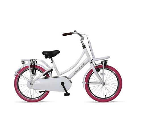 NIHIL Altec Urban 20inch Transportfiets Pearl White