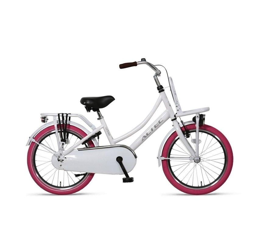 Altec Urban 20inch Transportfiets Pearl White