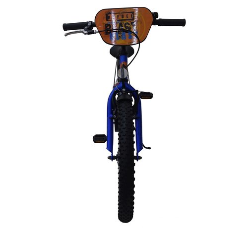 Hasbro Nerf NERF Kinderfiets - Jongens - 20 inch - Satin Blue