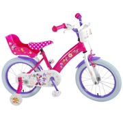 Disney Minnie Disney Minnie Bow-Tique Kinderfiets - Meisjes - 16 inch - Roze