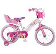 Disney Princess Disney Princess Kinderfiets - Meisjes - 16 inch - Roze - 2 handremmen