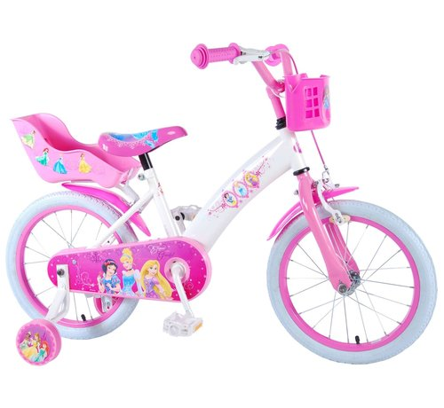 Disney Princess Disney Princess Kinderfiets - Meisjes - 16 inch - Roze