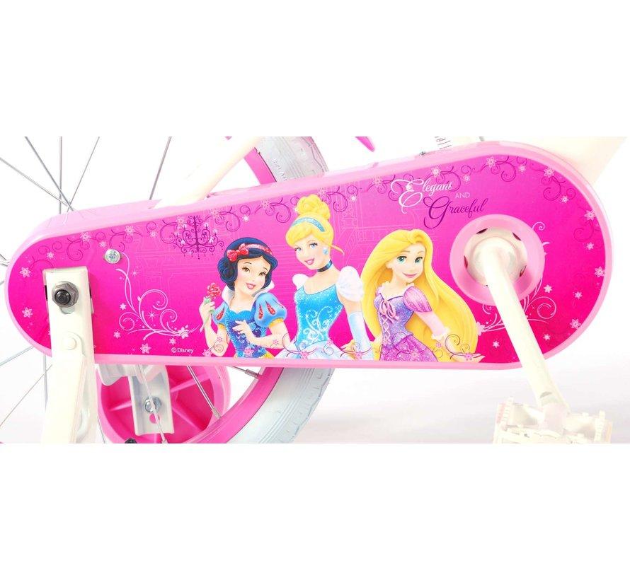 Disney Princess Kinderfiets - Meisjes - 16 inch - Roze