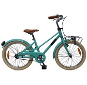 Volare Volare Melody Kinderfiets - Meisjes - 20 inch - Turquoise - Prime Collection