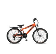 Altec Dakota 24inch Jongensfiets 7speed 2021 Neon Orange Nieuw RRR
