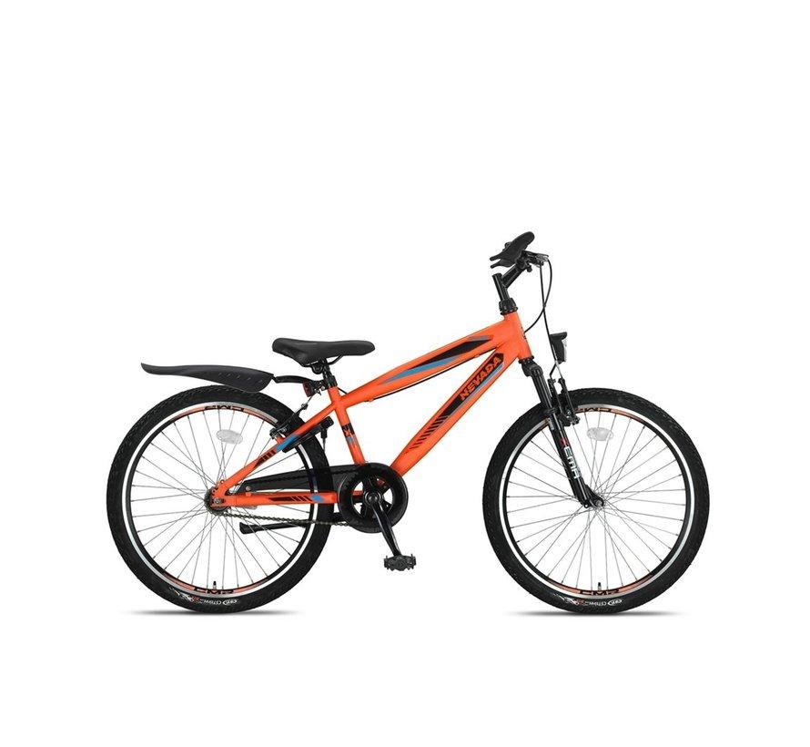 Altec Nevada 24inch Jongensfiets 2021 Neon Orange Nieuw