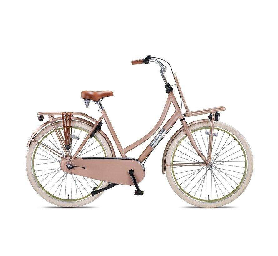 Altec Vintage 28inch Transportfiets N-3 Old Pink 57cm NIEUW