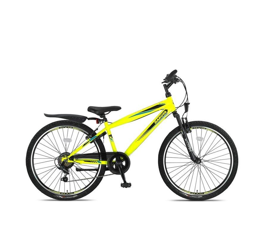 Altec Dakota 26inch Jongensfiets 7speed 2021 Neon Lime Nieuw RRR