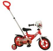 Disney Cars Disney Cars Kinderfiets - Jongens - 10 inch - Rood