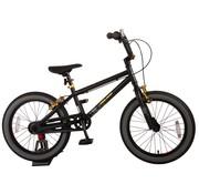 Volare Volare Cool Rider Kinderfiets - Jongens - 18 inch - Zwart - twee handremmen - 95% afgemonteerd - Prime Collection