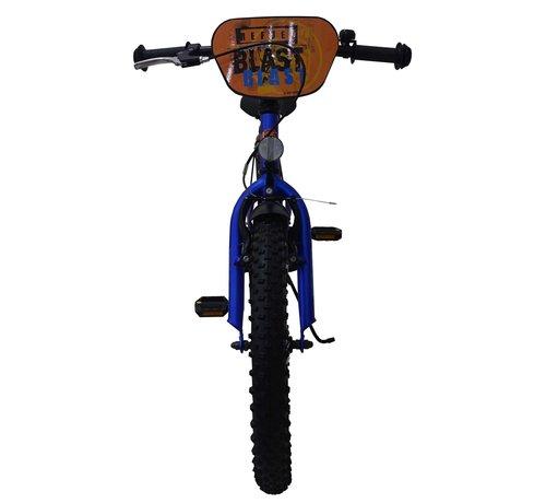 Hasbro Nerf NERF Kinderfiets - Jongens - 18 inch - Satin Blue