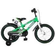 Kawasaki Kawasaki Kinderfiets - Jongens - 16 inch - Groen - 95% afgemonteerd