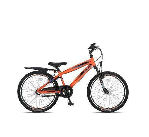 Altec Attack 24inch Jongensfiets N-3 2021 Neon Orange