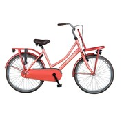NIHIL Altec Urban 24inch Transportfiets Stain Red