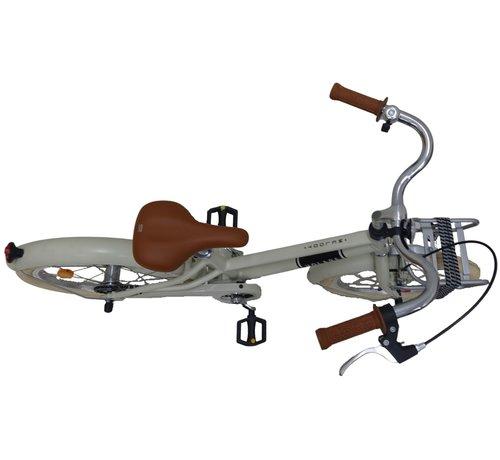 Volare Volare Melody Kinderfiets - Meisjes - 18 inch - Zand - Prime Collection