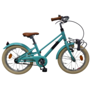 Volare Volare Melody Kinderfiets - Meisjes - 16 inch - Turquoise - Prime Collection