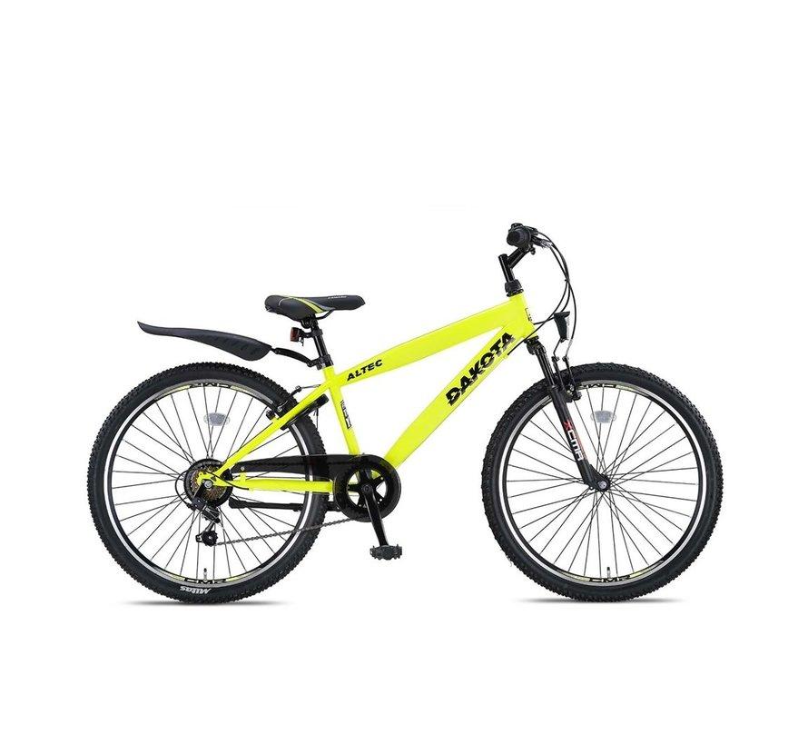 Altec Dakota 26 inch Jongensfiets Neon Lime RRR