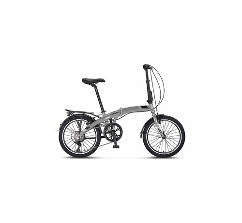 Mosso Marine Vouwfiets 20 inch 7v Silver