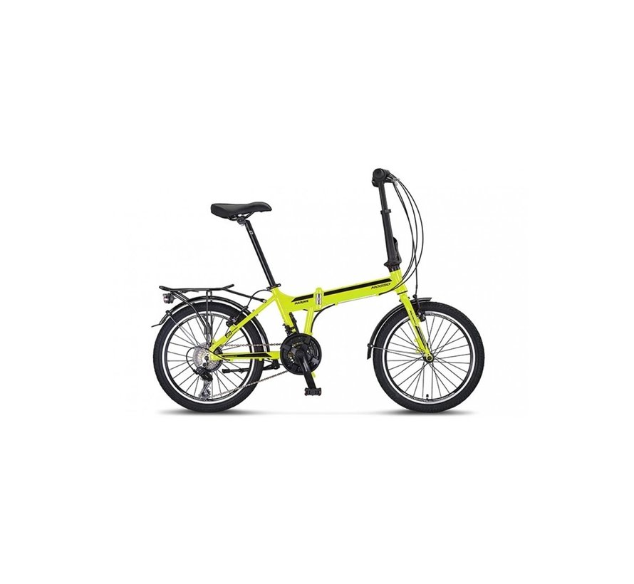 Mosso Marine Vouwfiets 20 inch 21v Lime