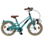 Volare Melody Kinderfiets - Meisjes - 18 inch - Turquoise - Prime Collection