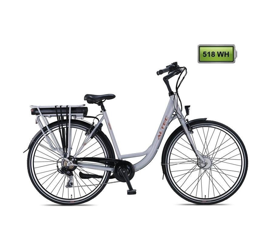 Altec Jade E-Bike 518Wh 7-sp Bullit Gray Nieuw