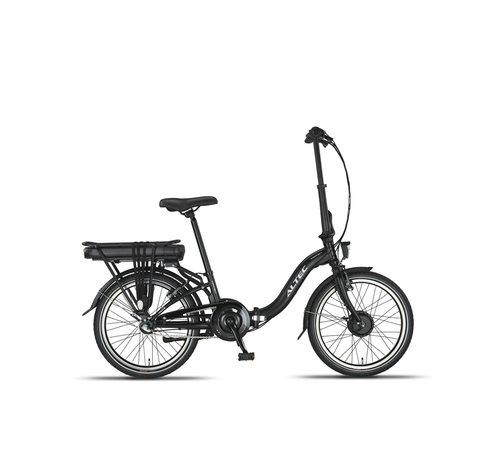 Altec Compact Vouwfiets E-Bike 518Wh N-3 Mat Zwart