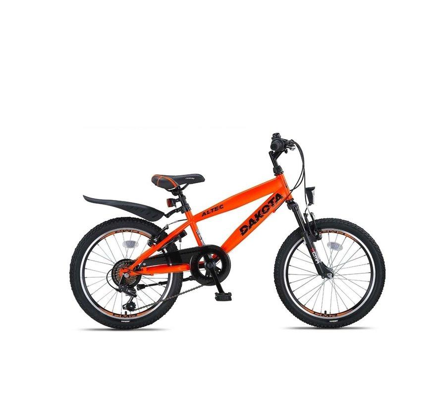 Altec Dakota 20 inch Jongensfiets Neon Orange RRR