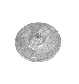 Quicksilver 76214Q 5 Anode Plaat Aluminium