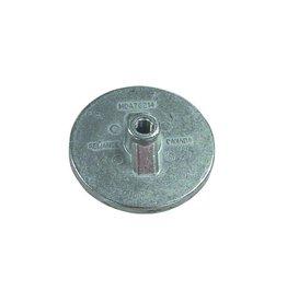Quicksilver 97-76214A 6 Anode Cavitatieplaat Magnesium