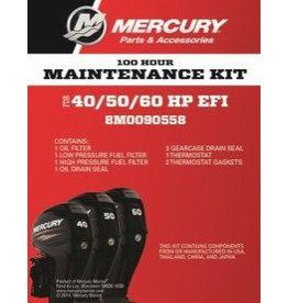 Mercury 8M0090558 Onderhoudsset Mercury 40 - 60 PK EFI 4 Stroke (100 uur)