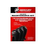 Mercury 8M0097854Onderhoudsset Mercury 80 - 115 PK 2.1L (100 uur)