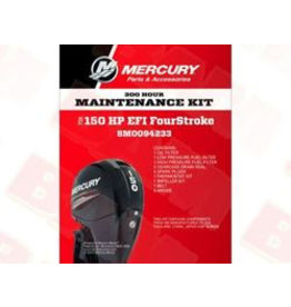Mercury 8M0120657 Onderhoudsset Mercury L6 Verado (100 uur)