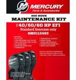 Mercury 8M0113483 Onderhoudsset Mercury 40 - 60 PK EFI 4 Stroke (300 uur)