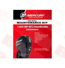 Mercury 8M0094233 Onderhoudsset Mercury 150 PK EFI & 150PK Seapro (300 uur)