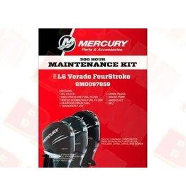 Mercury 8M0097859 Onderhoudsset Mercury L6 Verado (300 uur) SN 2B144122 & Below