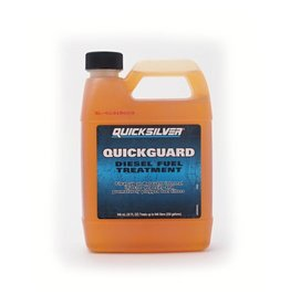 Quicksilver 92-8M0089198 Quickguard Diesel Fuel Treatment