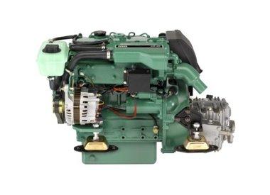 Volvo Penta Diesel Onderhoud