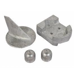 Quicksilver 97-888756Q04  Anodekit Aluminium Voor Brak/Zout Water