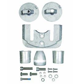 Quicksilver 97-888760Q04 Anodekit Magnesium voor Zoet Water