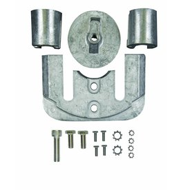 Quicksilver 97-888760Q03  Anodekit Magnesium Voor Zoet Water